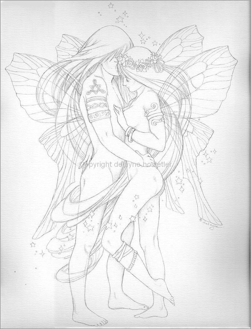 Fairy Couple